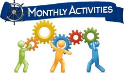 Monthly Activities