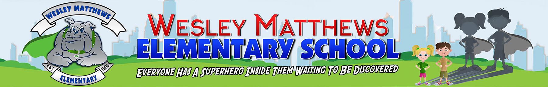 Wesley Matthews Elementary