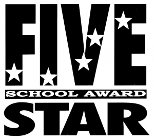 5 star school award
